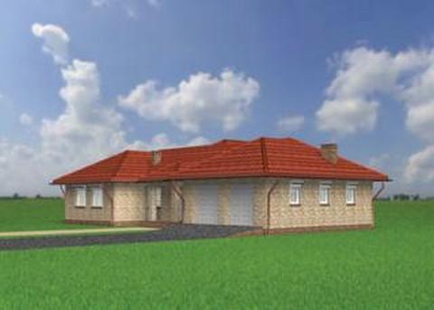 Projekt domu Kamieniec