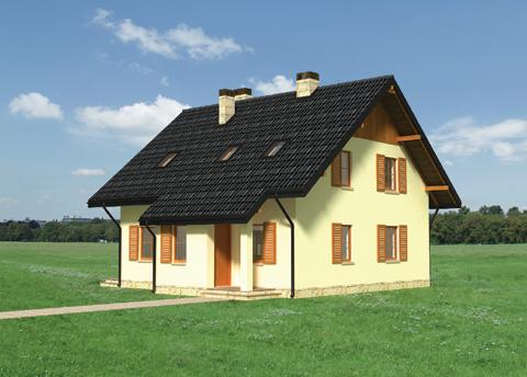 Проект домa Оазис