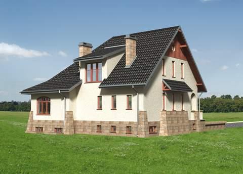 Projekt domu Kaprys