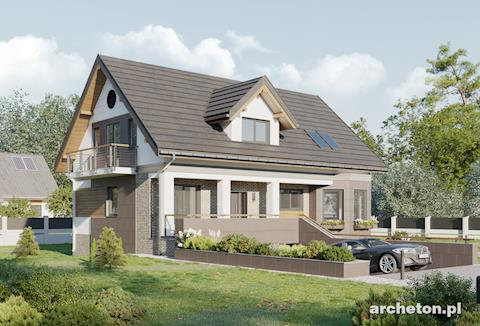 Projekt domu Kaprys Polo