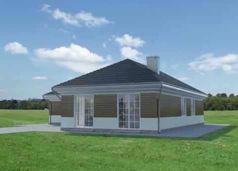 Проект домa Кастилия - 2