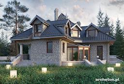 Проект домa Каштель