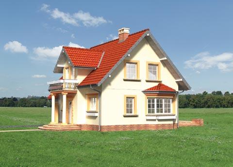 Projekt domu Kinga Lux