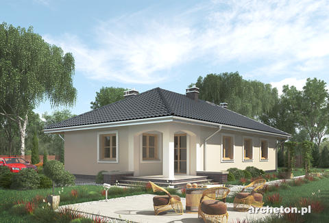 Projekt domu Kira