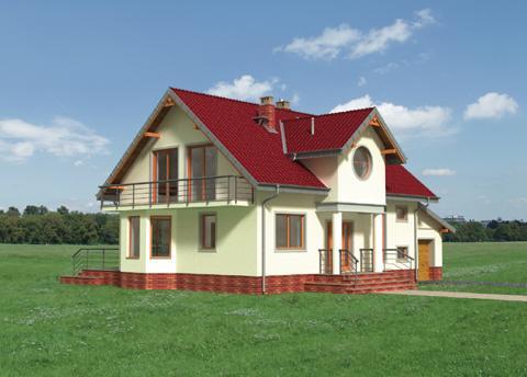 Projekt domu Klara-2