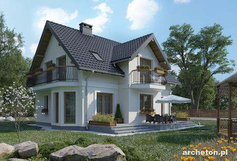 Projekt domu Klara Lux