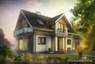 Projekt domu Klara Mobil
