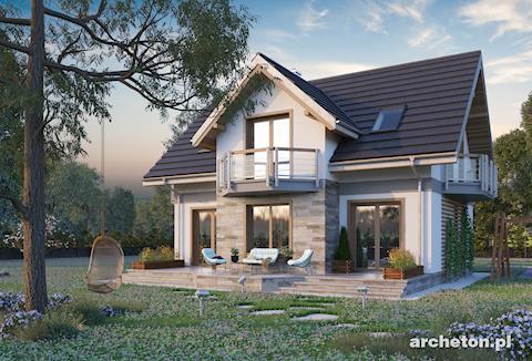 Projekt domu Klara Neo