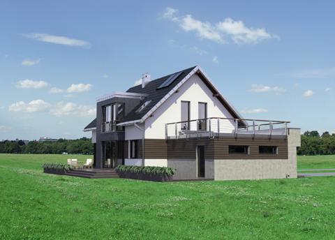 Projekt domu Klara Polo