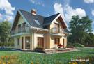 Projekt domu Klara Rex