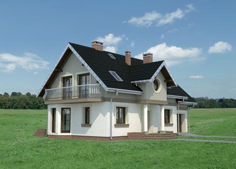 Projekt domu Klara Rex Mobil
