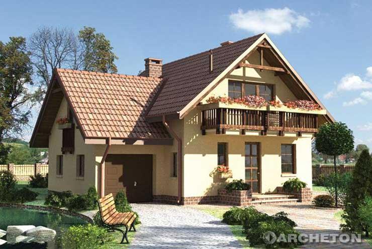 Проект домa Колиба