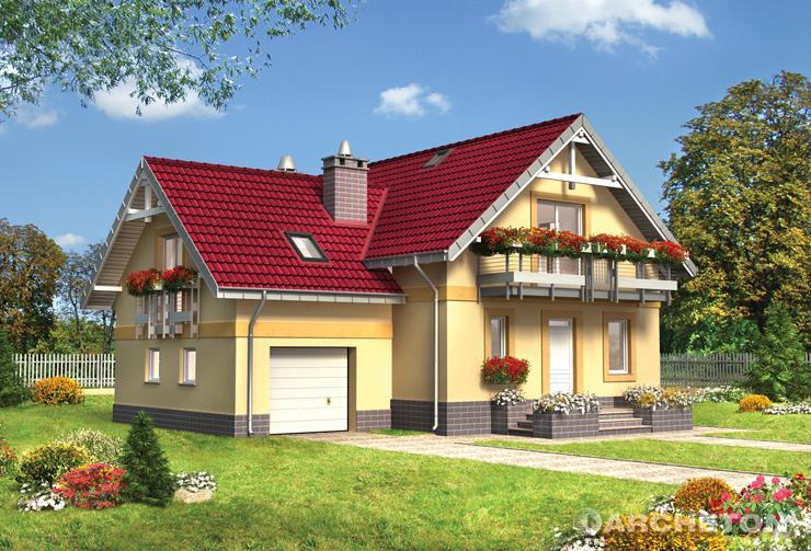 Проект домa Колиба Ату