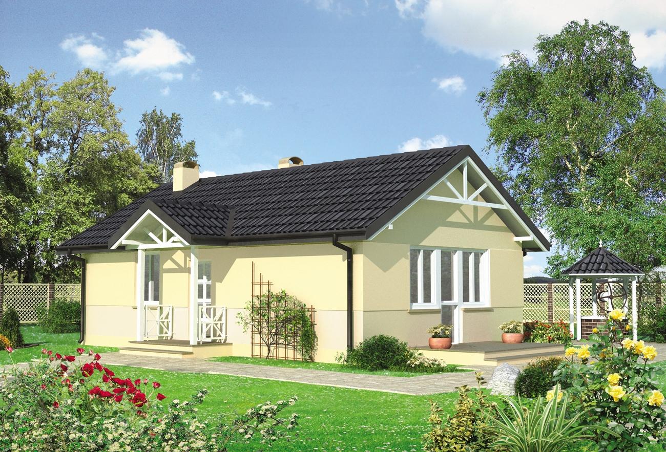 Проект домa Колибри