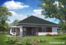 Projekt domu Koniczynka