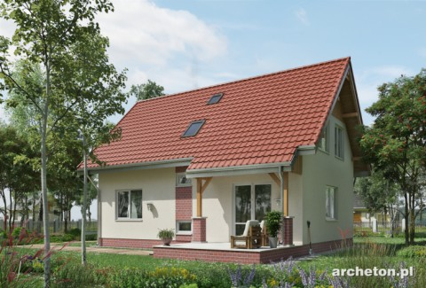 Projekt domu Kos