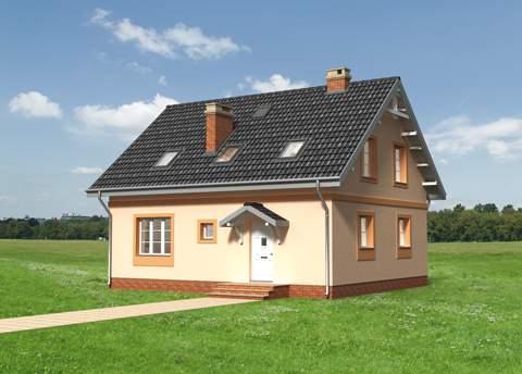 Projekt domu Kosma