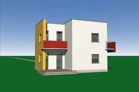 Проект домa Мираж