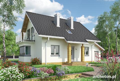 Projekt domu Kowalik