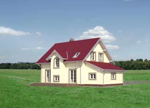 Projekt domu Kowalik Lux