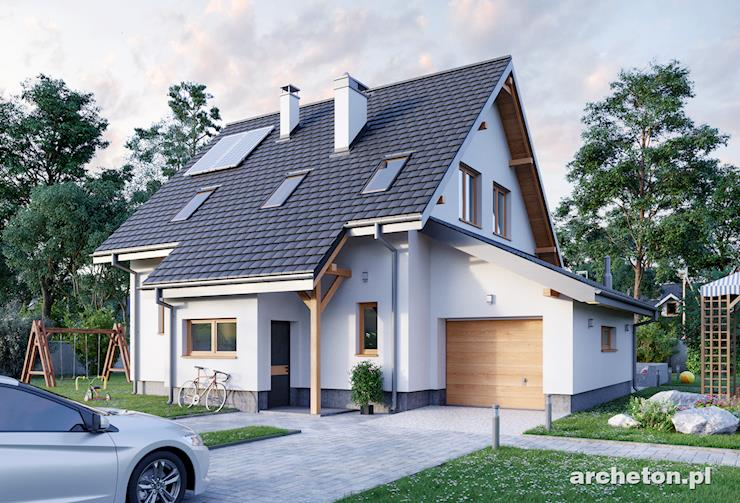 Проект домa Краб Нео
