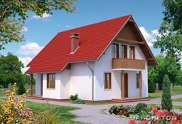Projekt domu Kropla