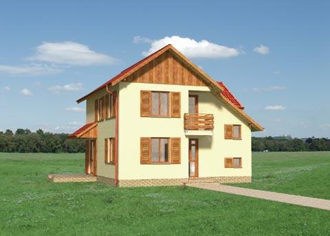 Проект домa Кротон