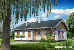 Projekt domu Kruszyna Alfa