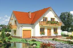 Projekt domu Kryspin