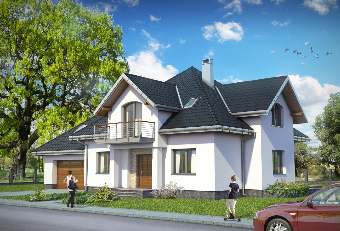 Проект домa Ксимена