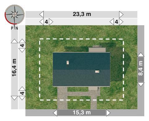 Projekt domu Kubuś G1