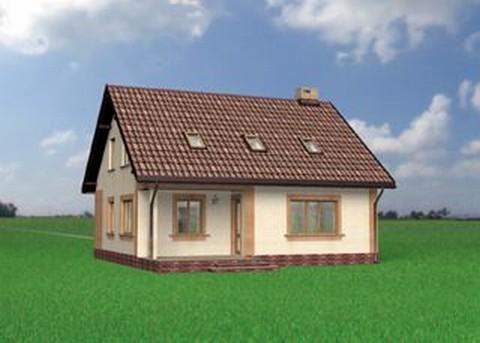Projekt domu Kuferek