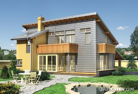 Projekt domu Kurt