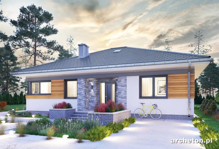 Projekt domu Kwadra