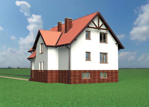 Projekt domu Kwarcyt