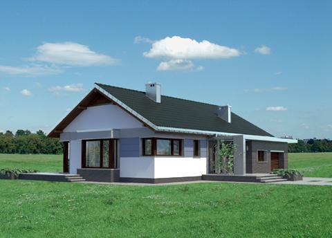 Projekt domu Lambert