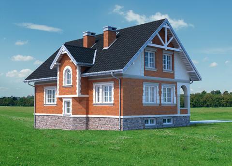Projekt domu Laura