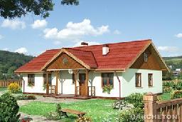 Projekt domu Lawenda