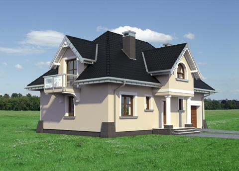 Projekt domu Leda Lux
