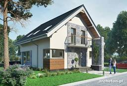 Projekt domu Leon