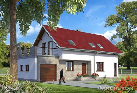 Projekt domu Liliana