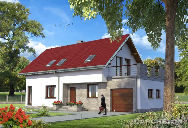 Проект домa Лилианна