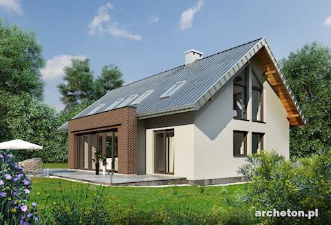 Projekt domu Linda