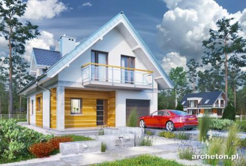 Projekt domu Lobelia