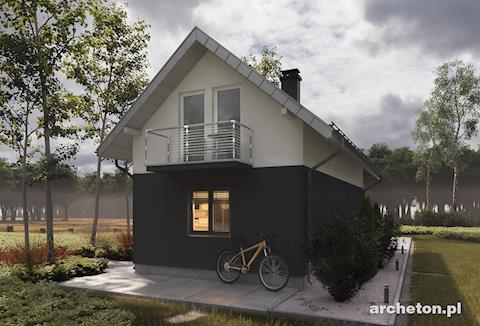 Projekt domu Longinus