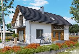 Projekt domu Longinus Sto