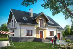 Projekt domu Loreta Polo