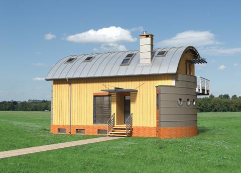 Projekt domu Lotta