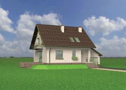 Проект домa Любисток