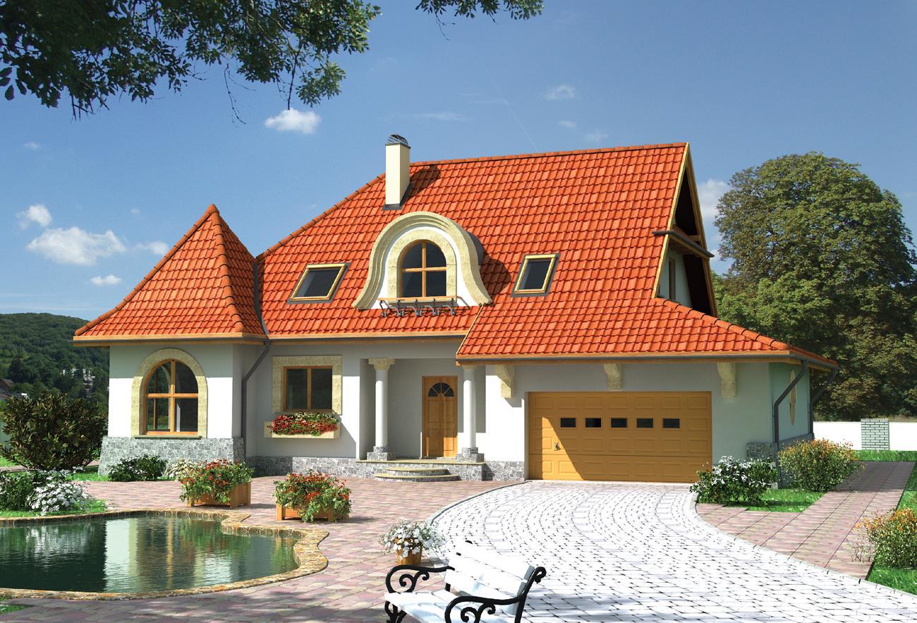 Проект домa Любич